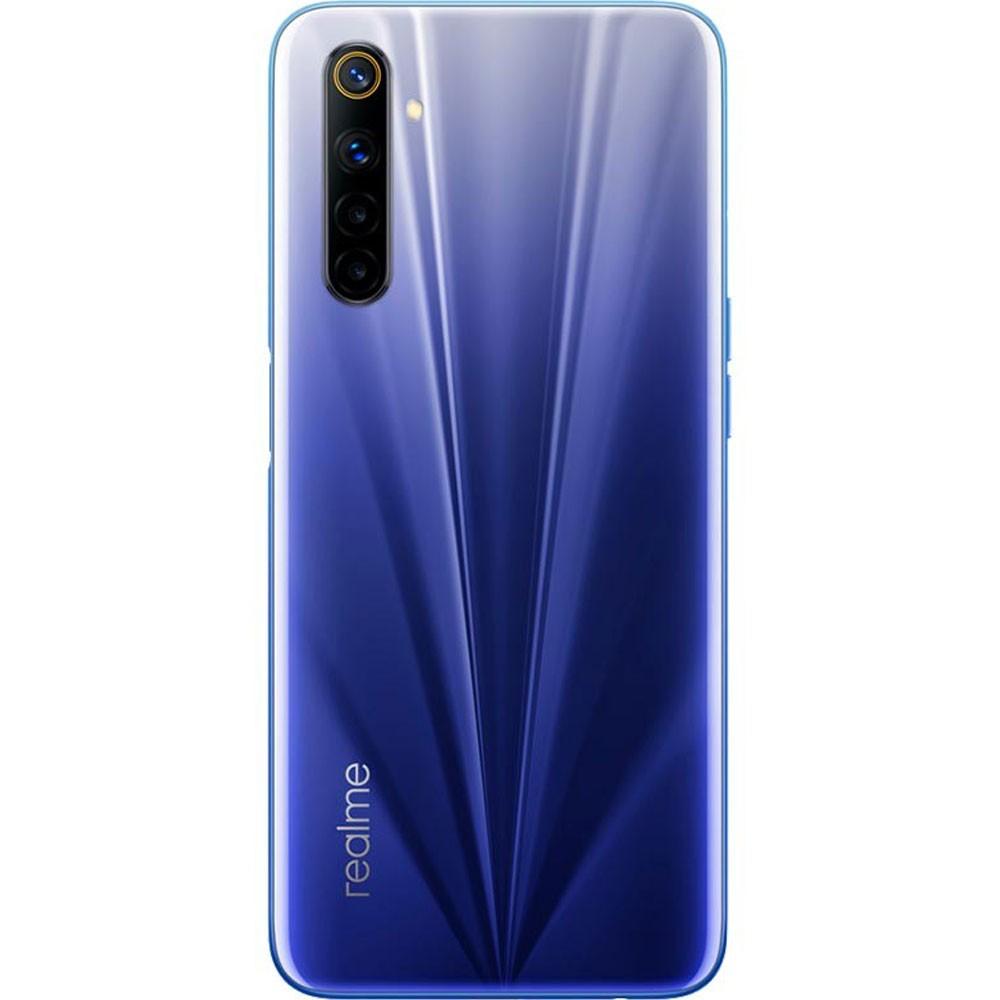 Realme 6 Dual Sim 8GB 128GB 4G-Blue