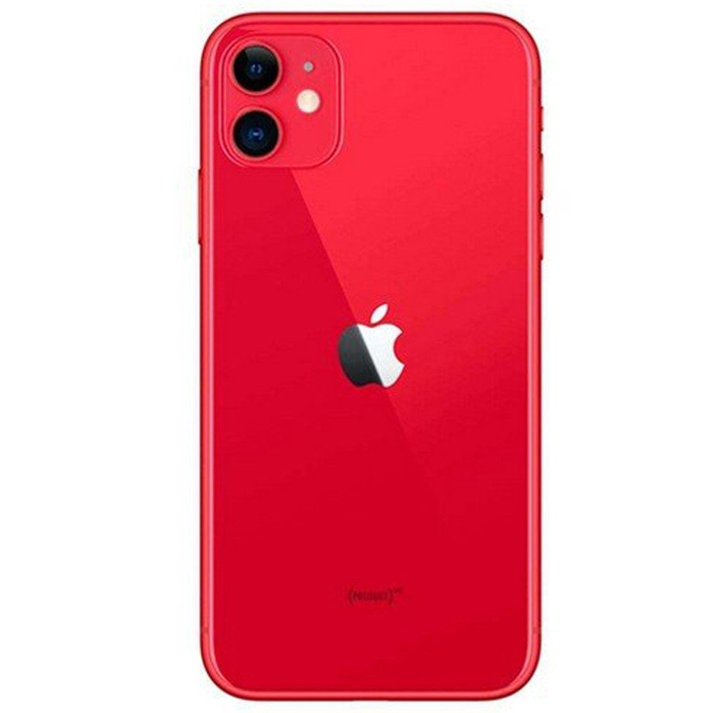 Apple iPhone 11 With FaceTime Red 64GB 4G LTE