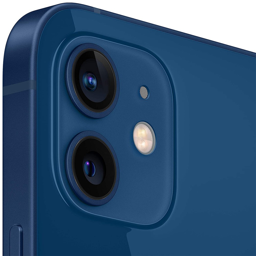 Apple iPhone 12, 256GB Storage, 5G, Blue With FaceTime