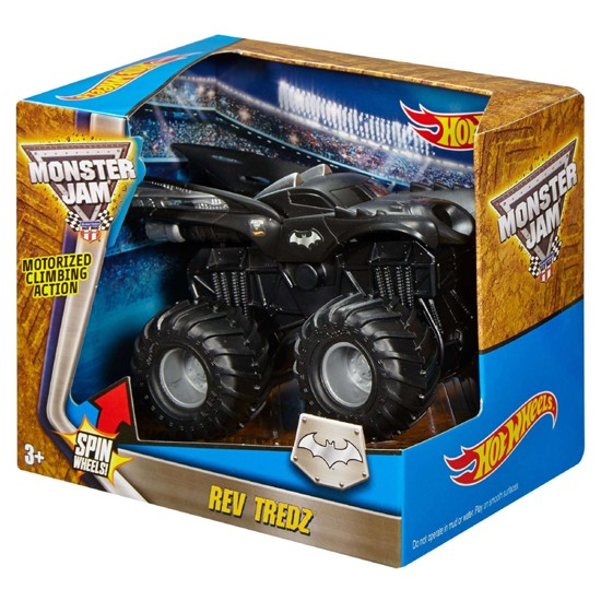 Hot Wheels mj rev tredz asst CHV22