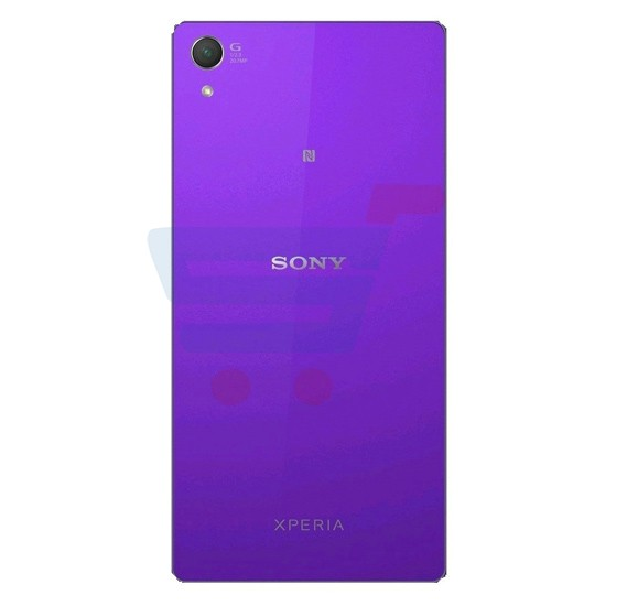 Sony Xperia Z1 4G Smartphone, Android 4.2 Jelly Bean, 5 Inch Full HD Display, 2GB RAM, 32GB Storage, Bluetooth, WiFi, Quad-Core, Dual Camera, Micro SIM - Purple