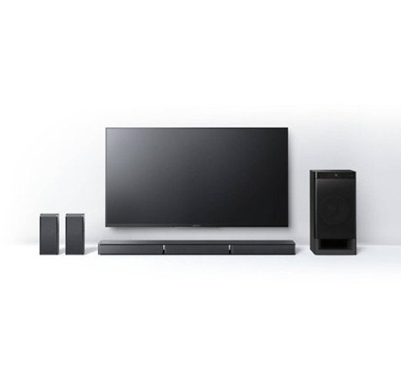 Sony 5.1ch Home Cinema System with Bluetooth technology, HT-RT3
