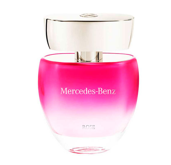 buy mercedes benz rose perfume for women 90ml online dubai. Black Bedroom Furniture Sets. Home Design Ideas