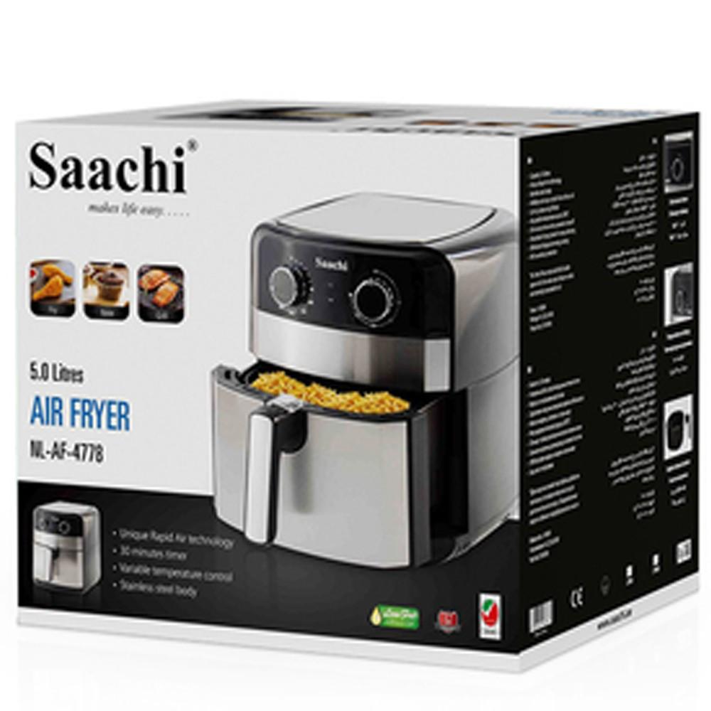 Saachi 5.0Ltr Air Fryer, NL-AF-4778