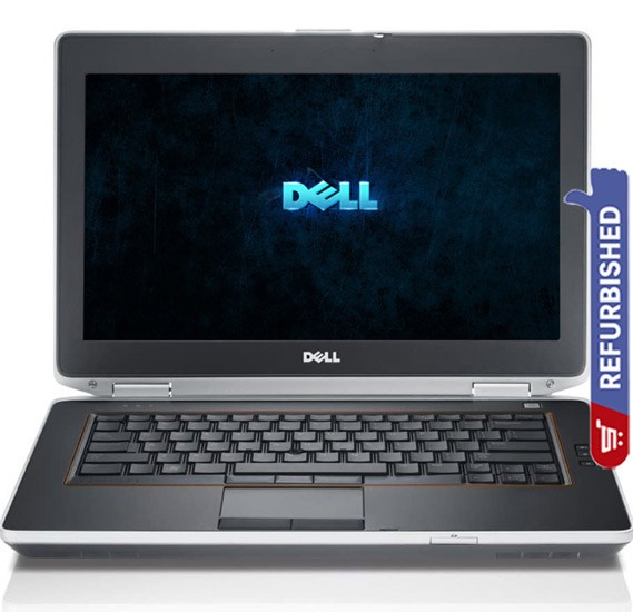 4 in 1 Dell Latitude E6420 Laptop 14inch Display, i5 2.5ghz Processor, 8GB DDR3 RAM 500GB, Win10 Refurbished, with Akorn Wired PC Headset,4D Gaming Mouse, Laptop Bag