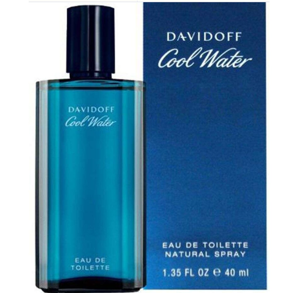 Davidoff Cool Water (M) EDT, 40 ml