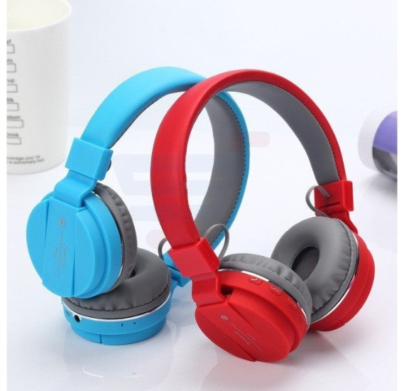 Sports HD Foldable Wireless Stereo Bluetooth Headset with Mic - YX12