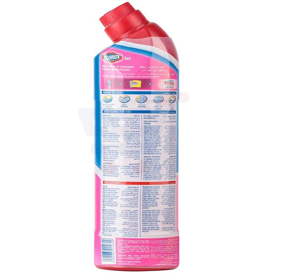 Clorox Multi Purpose Floral Magic Gel Cleaner 750 ml