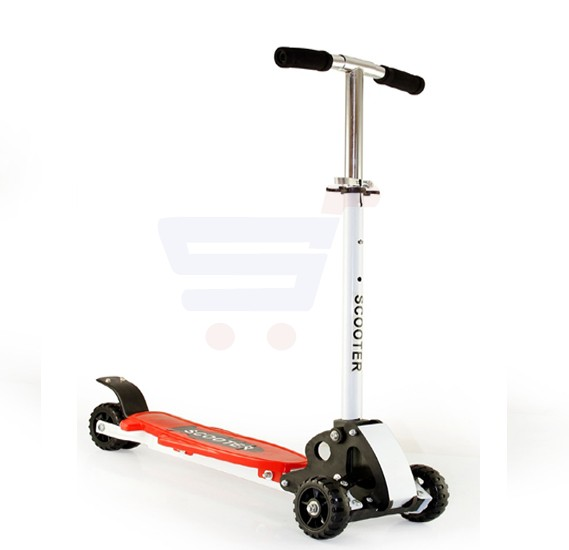 3 wheel scooter color Red WT-415