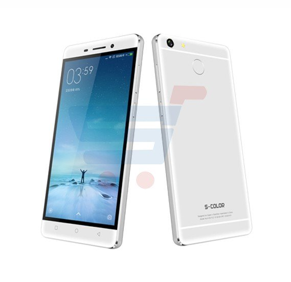 S-COLOR T30 4G LTE Smartphone,Android 6.0,HD Display 5.5 inch,3GB RAM,32GB Storage,Dual SIM,Dual Camera,Quad Core 2.0 Ghz,FM Radio,Hi-Fi Stereo-White