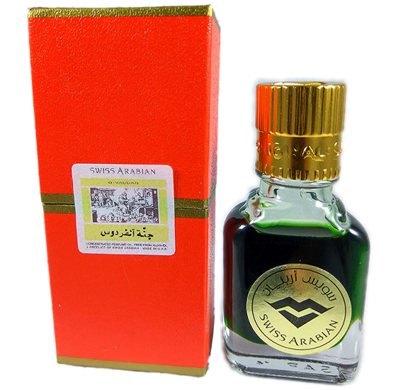 Swiss Arabia Jannet El Firdaus 9ml for both Men and Women