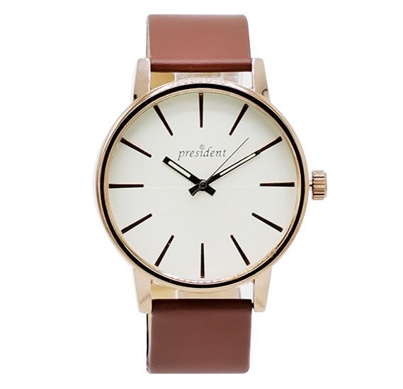 President classic Mens Wrist Watch, Bait Al