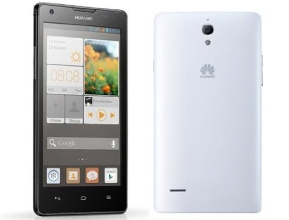 Huawei Ascend G700 Dual SIM 8GB, 2 GB Android OS,3G +Wifi,White