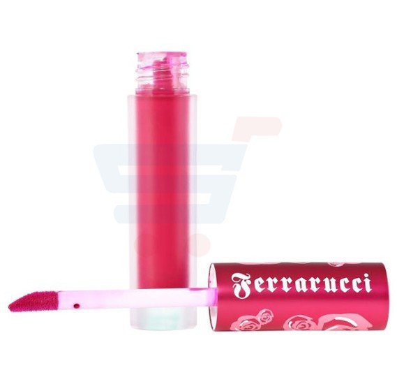 Ferrarucci Velverlines Lipgloss 2.6ml, Beet It Pink