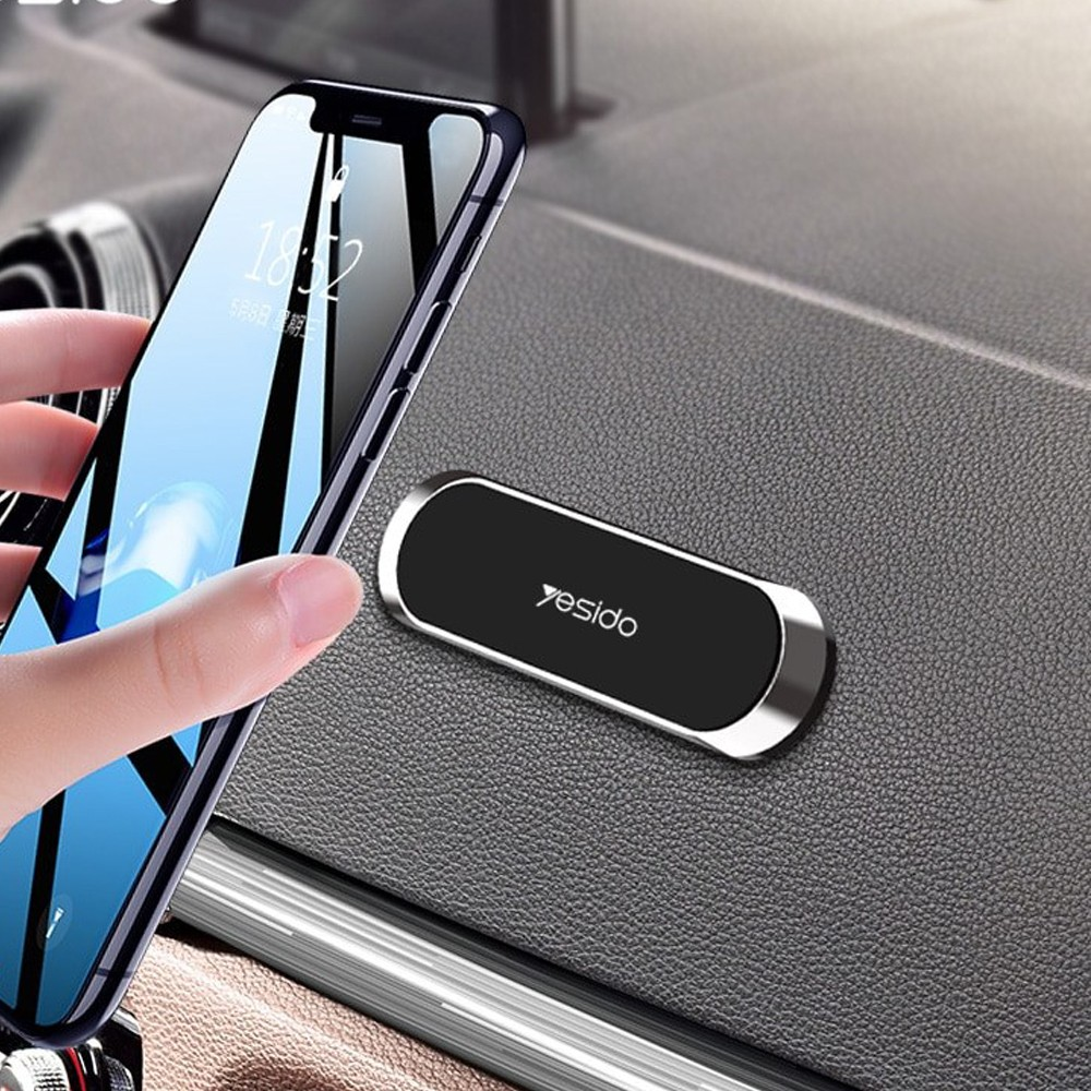 Fend Yesido Magnetic Dash Board Holder (Gray&Rose Gold)