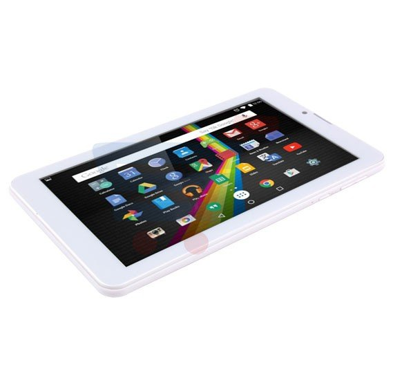 BSNL A13 tablet with free Mobile Power Bank, 4G LTE, Android 4.2, 7.0 Inch Display, 1GB RAM, 8GB Storage, Dual Camera, Dual Sim, Silver