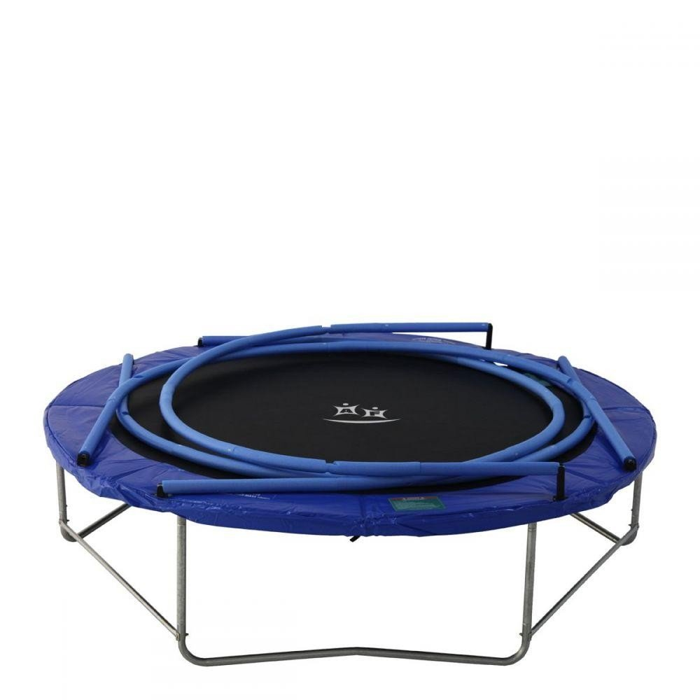 Active Fun 10FT Trampoline With Enclosure Cover And Ladder, AFT10