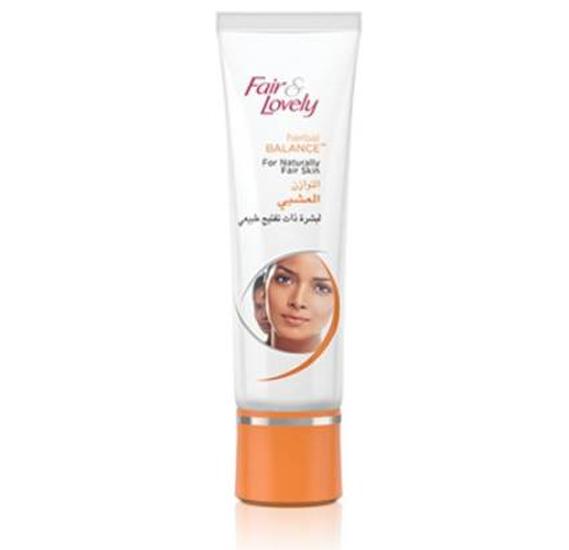 Fair&Lovely Herbal Balance Fairness Cream Women, 100gm