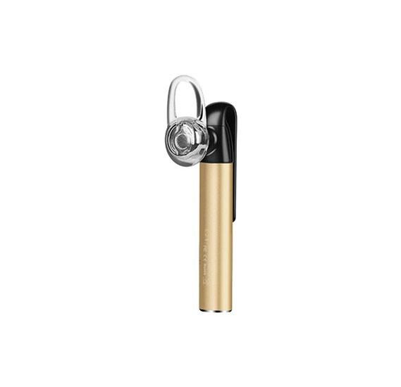 Hoco Razor-Edge Wireless Headset, 45 mAh Battery, Gold, E21