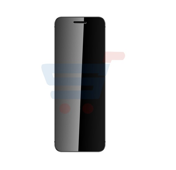 Uicool V36 Dual Sim Ultra Slim , Candybar, 1.54 Inch Display Mobile, Black