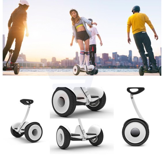 Xiaomi Ninebot Mini Self Balancing Scooter White Black