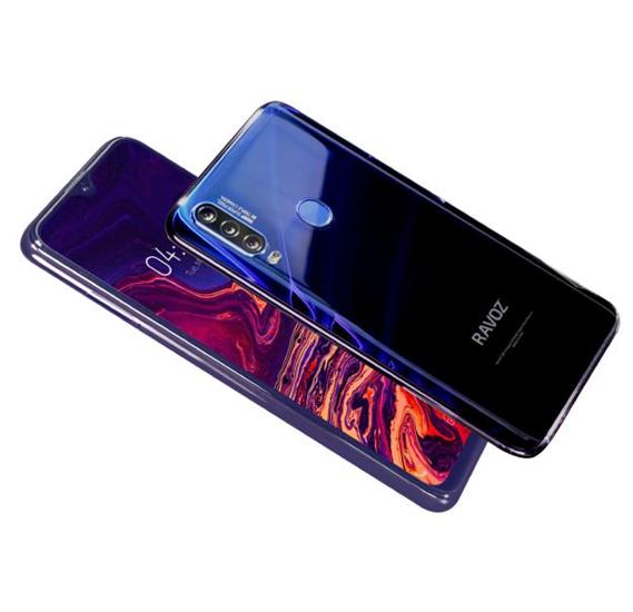 Ravoz Z8 Dual Sim 8GB RAM 128GB 4G LTE-Blue