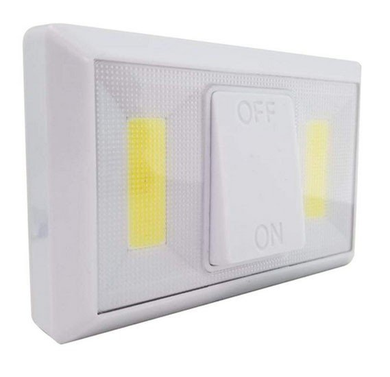 Magnetic LED Night Light Battery Operated Wireless Wall Light