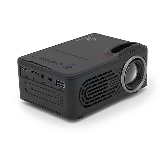 BSNL A5+ Mini LED Projector - Black