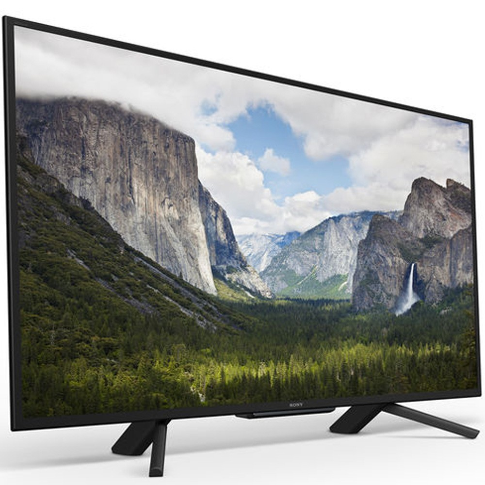 Sony 50 Inch LED Full HD Smart TV KDL-50W660F, Black