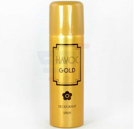 Havoc Gold Perfume Spray For Men