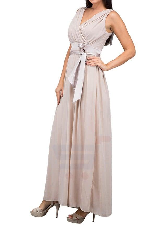 TFNC London Killy Maxi Maxi Dress Grey - CTT 48170 - XL