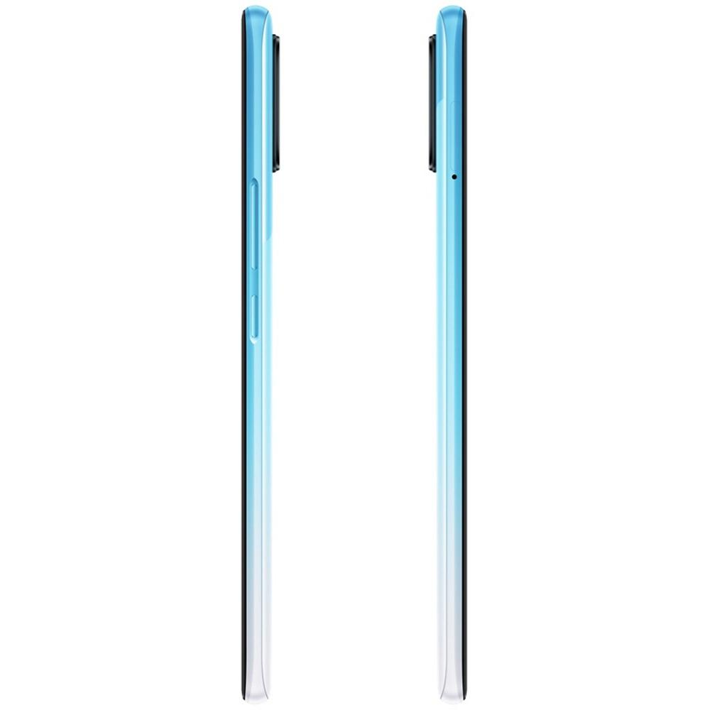 Realme 7i Dual SIM, 8GB RAM 128GB Storage, 4G LTE, Fusion Blue