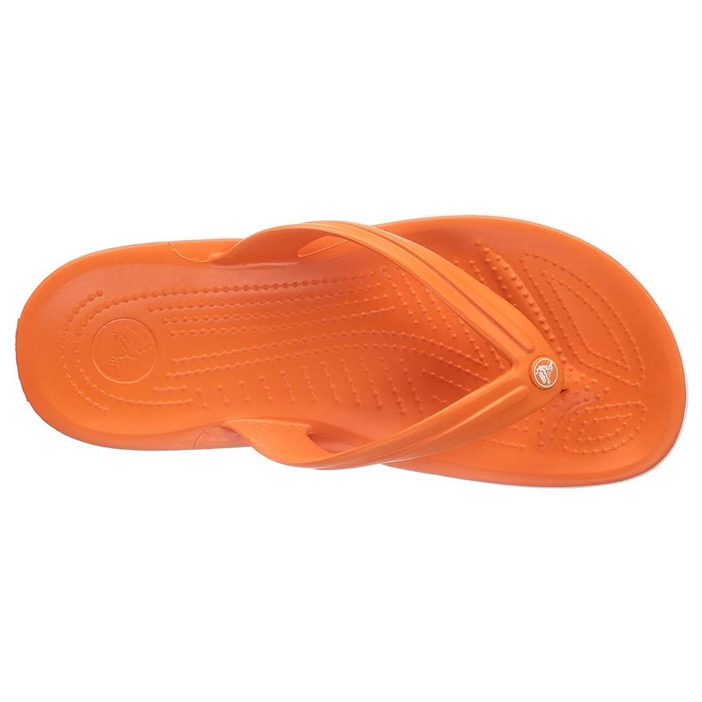 Crocs Womens Clogs Slippers Crocband Flip, Size 36