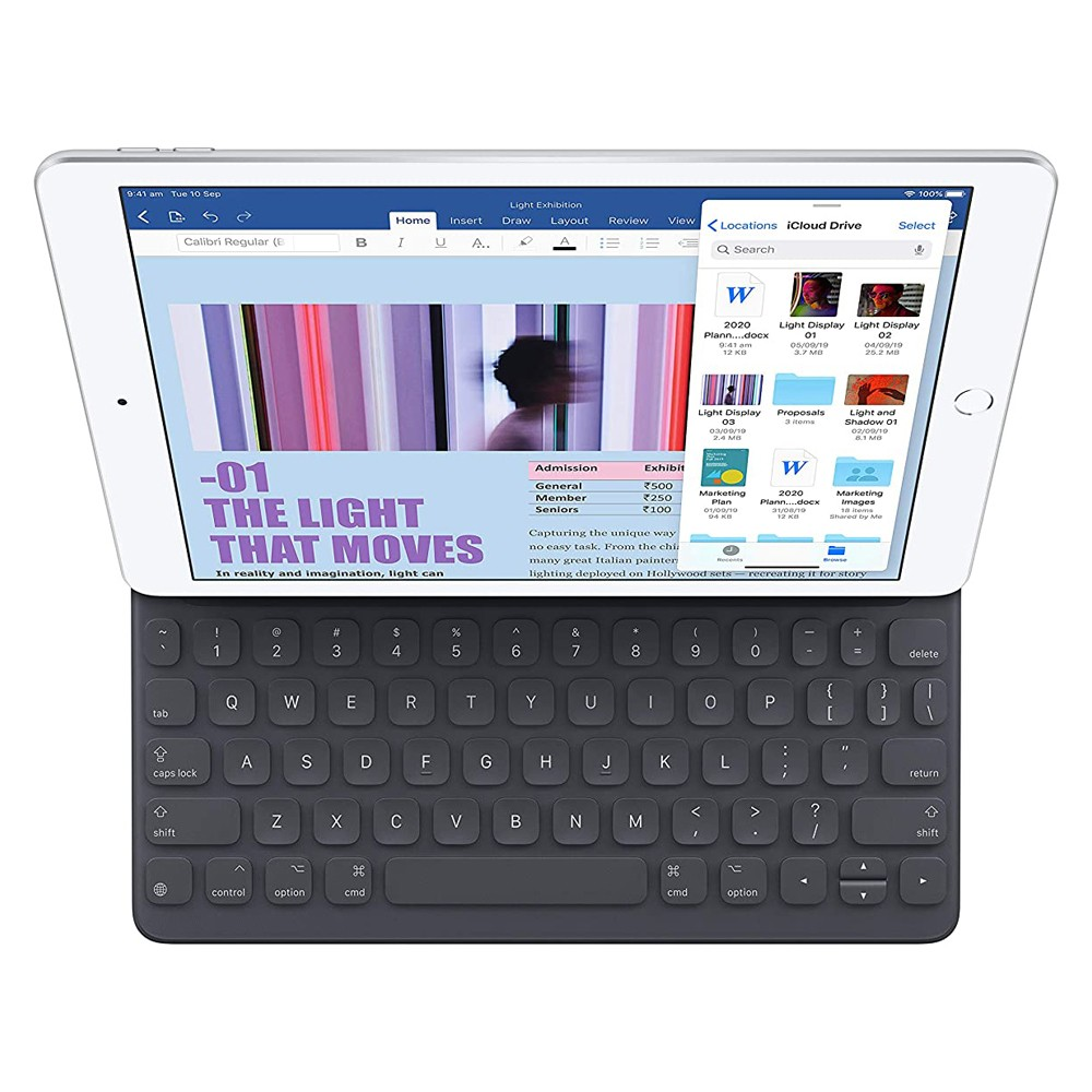 Apple Ipad 10.2inch Wifi Cellular 128GB, Space Gray