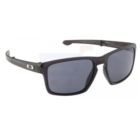 Oakley Rectangular Black Frame & Grey Mirrored Sunglasses For Unisex - 0OO9246F-924601