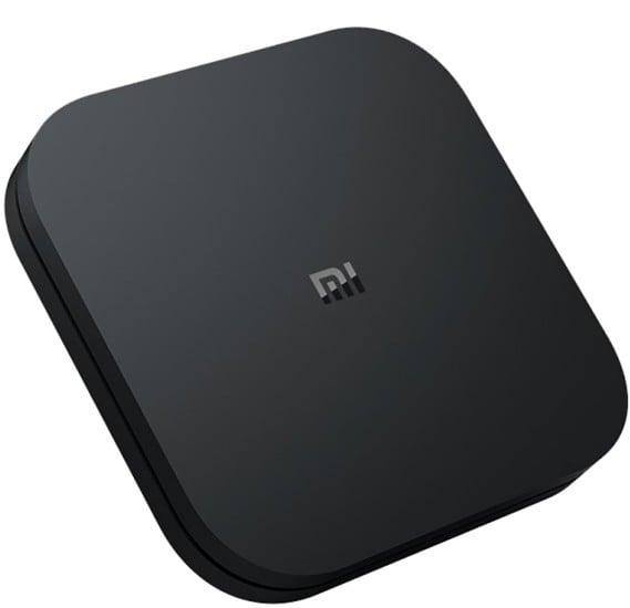 Xiaomi Mi Box S 4K Ultra HD Android Set Top Box -Black