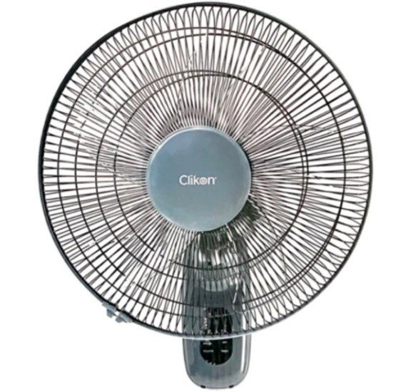 Clikon Wall Mounting Remote Control Fan-CK2819
