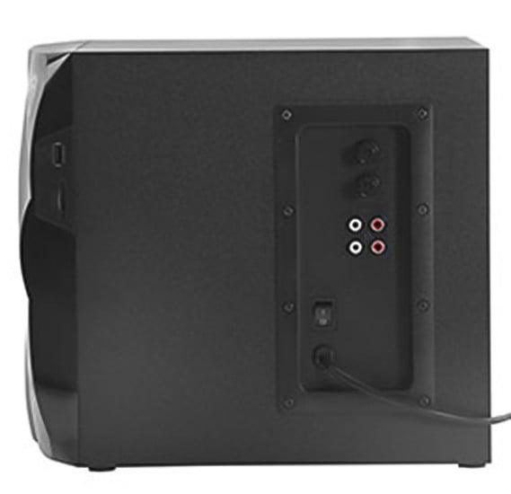 Geepas 2.1 Channel Multimedia Speaker System - GMS8583