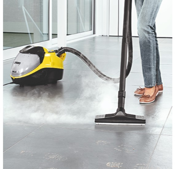 Karcher Sv 7 Steam Vacuum Cleaner 1.439 - 412.0 - SV 7