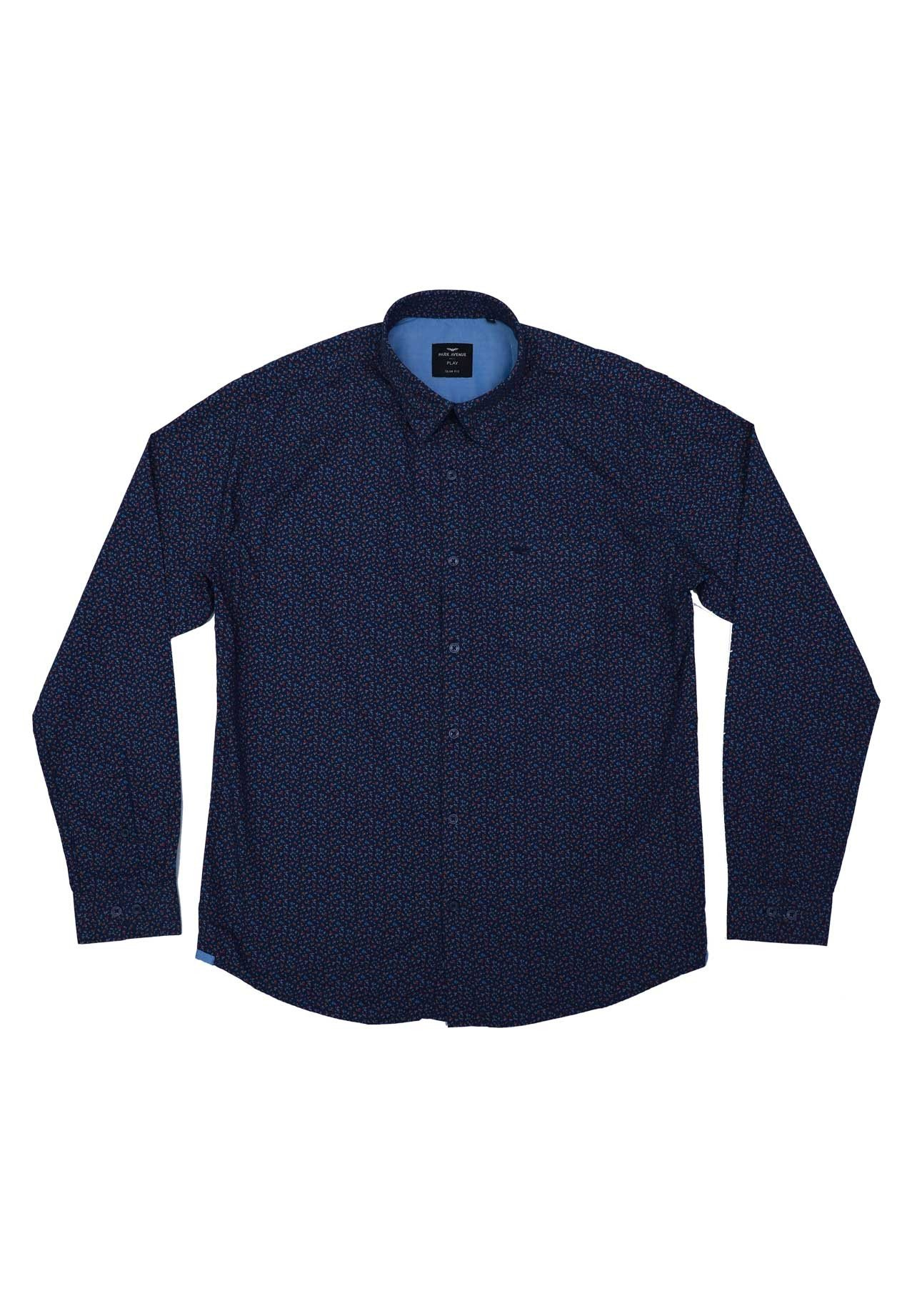 Park Avenue PCSA01886-N4 Mens Shirt, Size 40