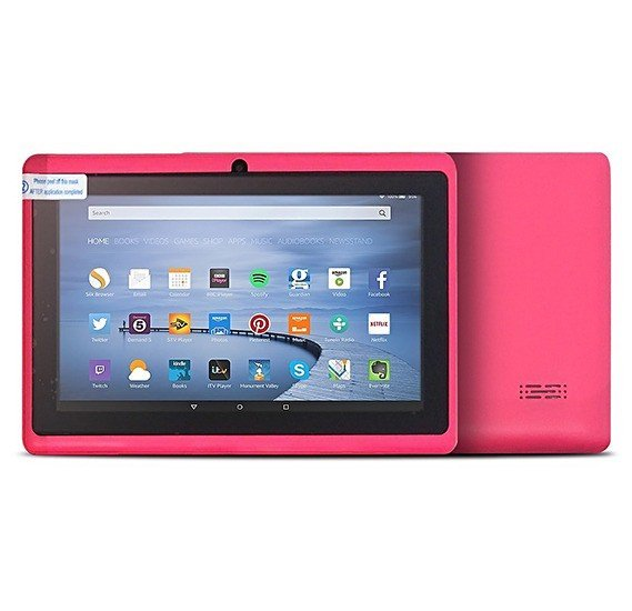 HZ Flamigo 7 inch Wifi HD Smart Tab, Z7700