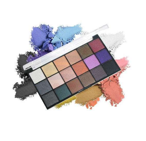 SFR Color Professional Contour New Makeup Palette Colors 01 - 6730