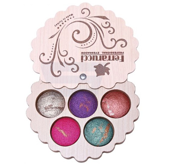 Ferrarucci 5 Color Eye Shadow 110g, 14