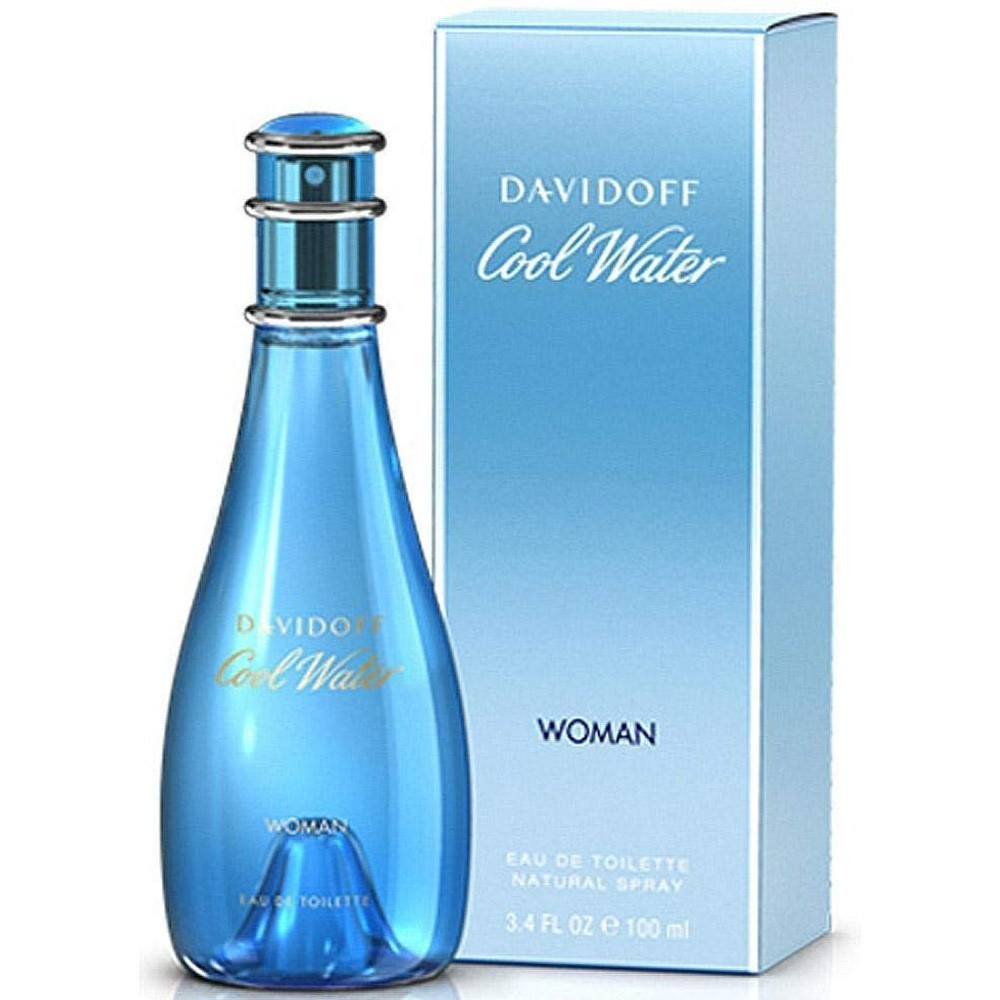 3 In 1 Davidoff Cool Water 100ml Edt Spray For Women, Lacoste Pour Homme Edt 100ml And CK One Edt 100ml Spy Perfume