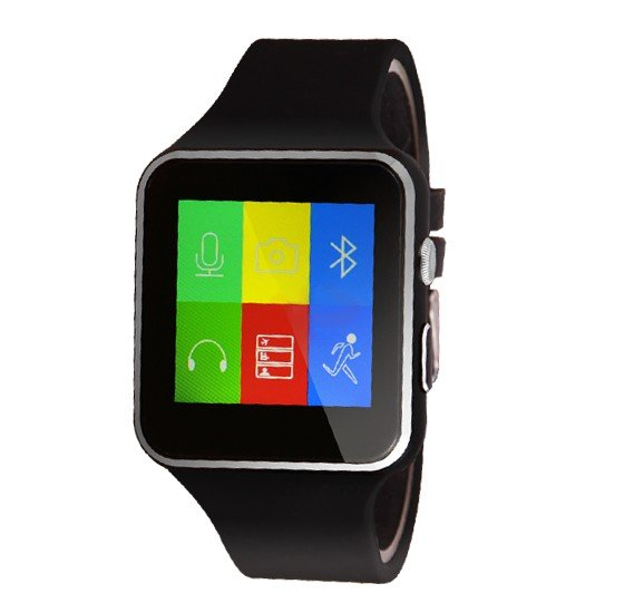 BSNL A20 Smart Watch, Black