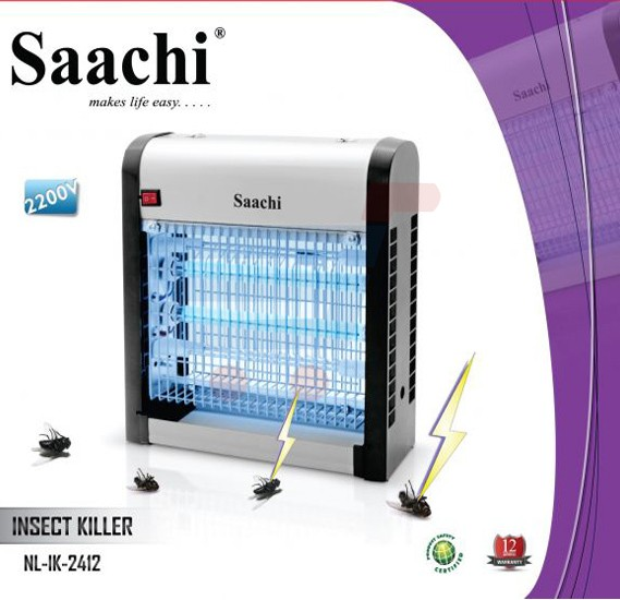Saachi 19 Watt Insect Killer - 2412