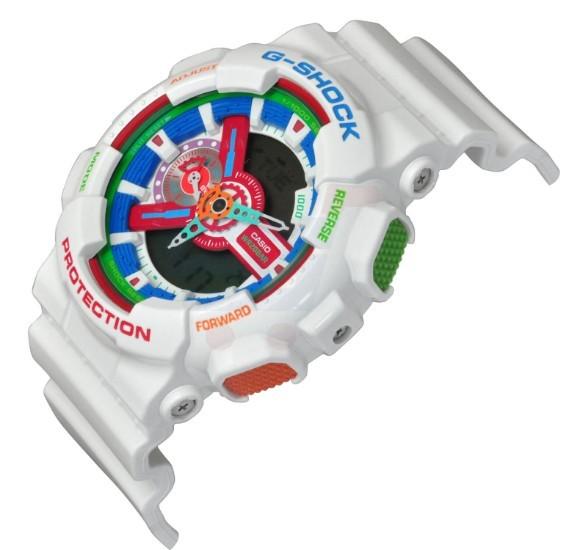 Casio G-Shock GA-110MC-7A Crazy Colors