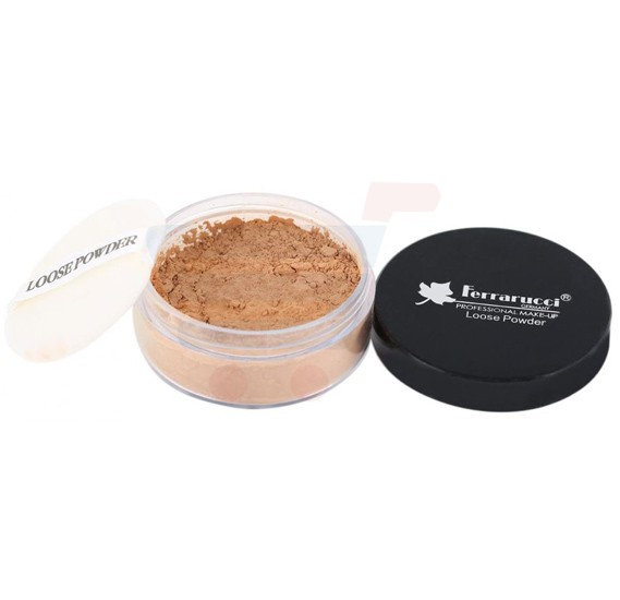 Ferrarucci Shiny Loose Powder 20g, FR103-6