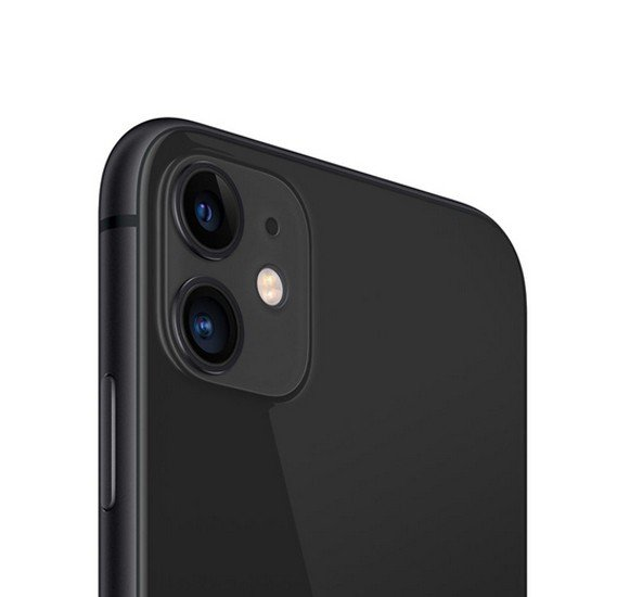 Apple iPhone 11 With FaceTime Black 64GB Storage 4G LTE