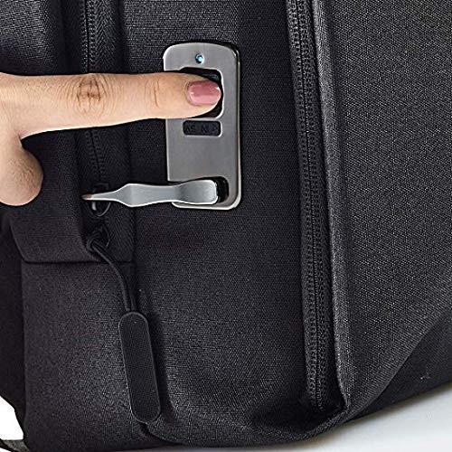Uk Plus Smart Fingerprint Lock Anti-theft Charging Backpack,UK-8016